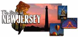 State of New Jersey - Travel Links